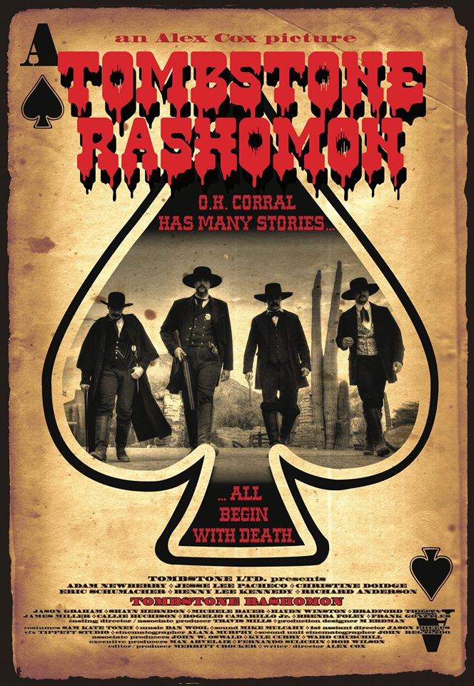Adam Newberry in Tombstone-Rashomon (2017)