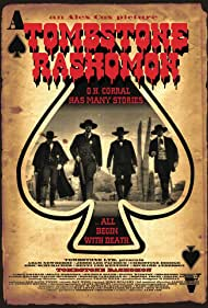 Adam Newberry in Tombstone-Rashomon (2017)