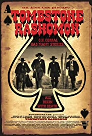 Tombstone-Rashomon Poster