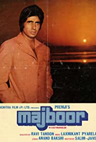 Amitabh Bachchan in Majboor (1974)