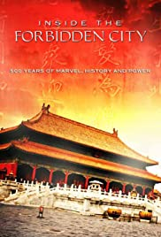Inside the Forbidden City: 500 Years Of Marvel, History And Power Poster