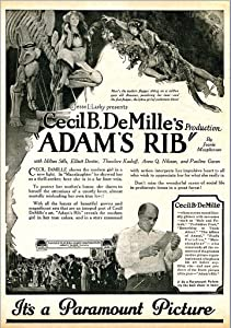 Downloading ipod movies Adam's Rib by Cecil B. DeMille [1920x1600]