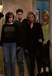 The One Where Eddie Moves In Poster