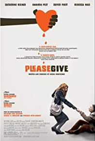 Primary photo for Please Give