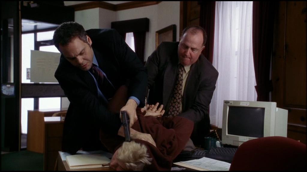 La ley y el orden: Intento Criminal 3×02 – Geminis