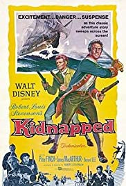 Kidnapped (1959) Poster - Movie Forum, Cast, Reviews