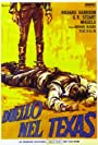 Ricardo Blasco, Richard Harrison, Mikaela, and Giacomo Rossi Stuart in Duello nel Texas (1963)