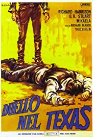 Gunfight in the Red Sands (1963) Poster - Movie Forum, Cast, Reviews