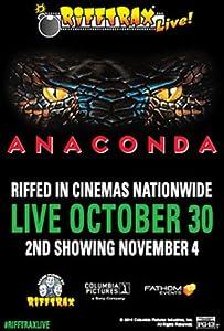 Mikä on hyvä uusi elokuva katsottavaksi RiffTrax Live: Anaconda [480x360] [DVDRip] [2160p], Bill Corbett, Kevin Murphy, Michael J. Nelson