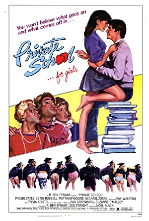 Movie Private School (1983)