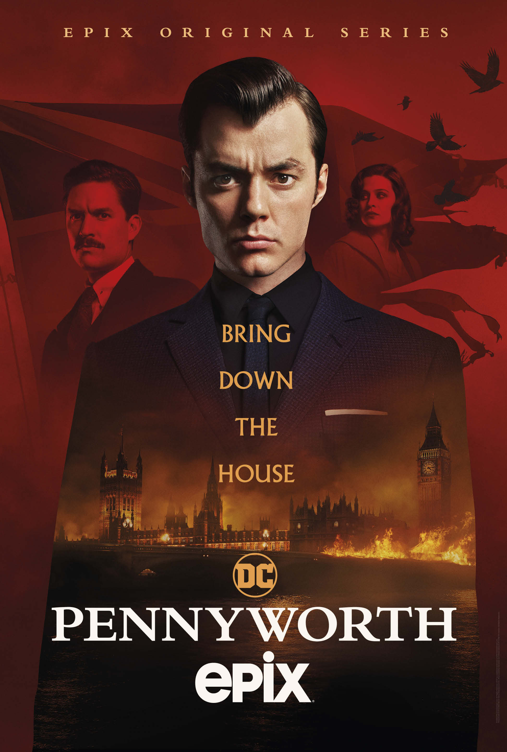 Image result for pennyworth