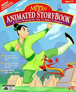 Disney's Animated Storybook: Mulan full movie in hindi 720p