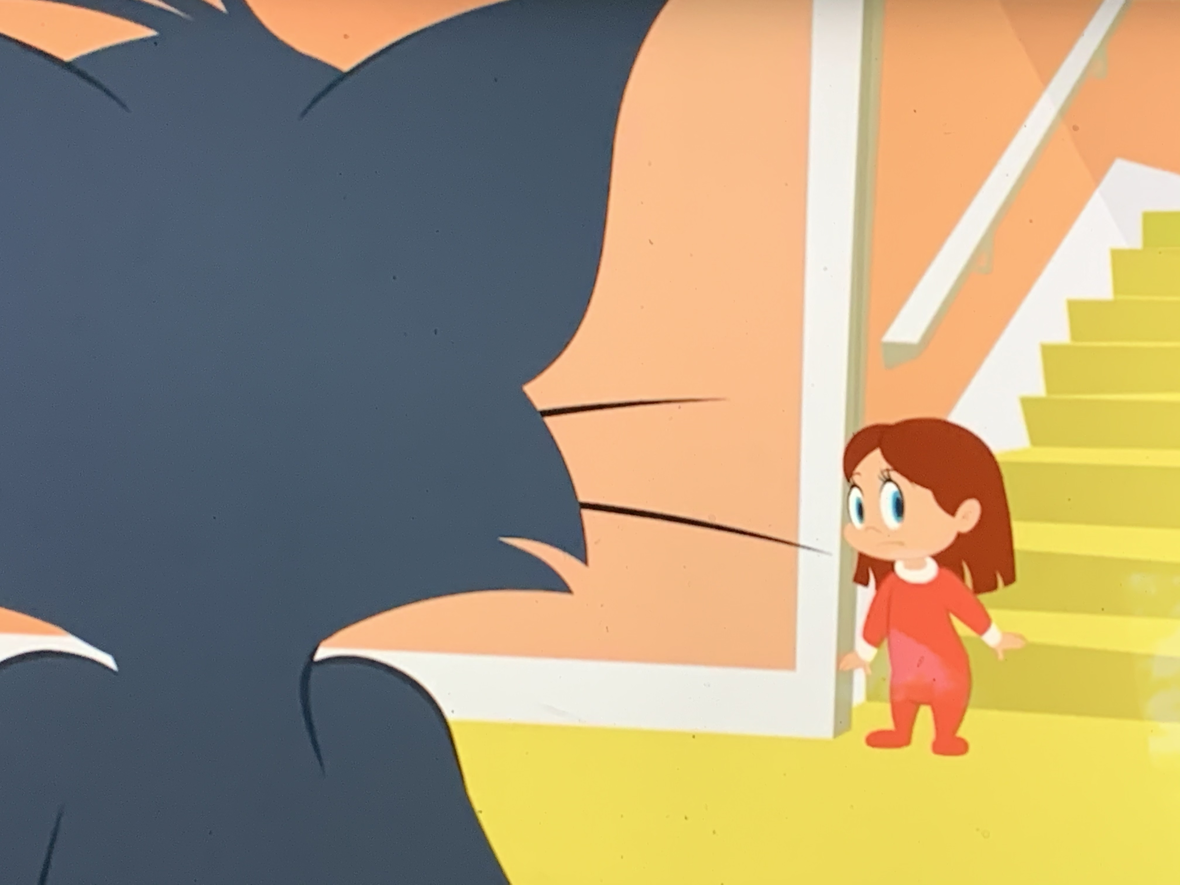 Cindy in Tom & Jerry - Santa's Little Helpers