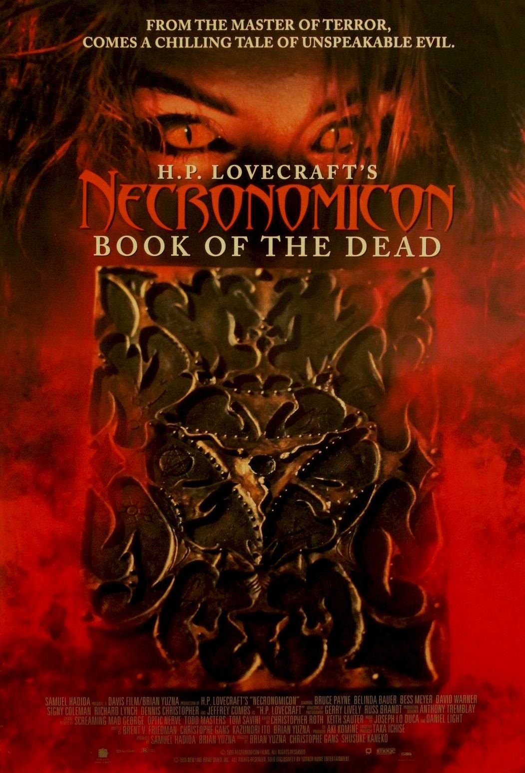 Necronomicon: Book of Dead (1993) - IMDb