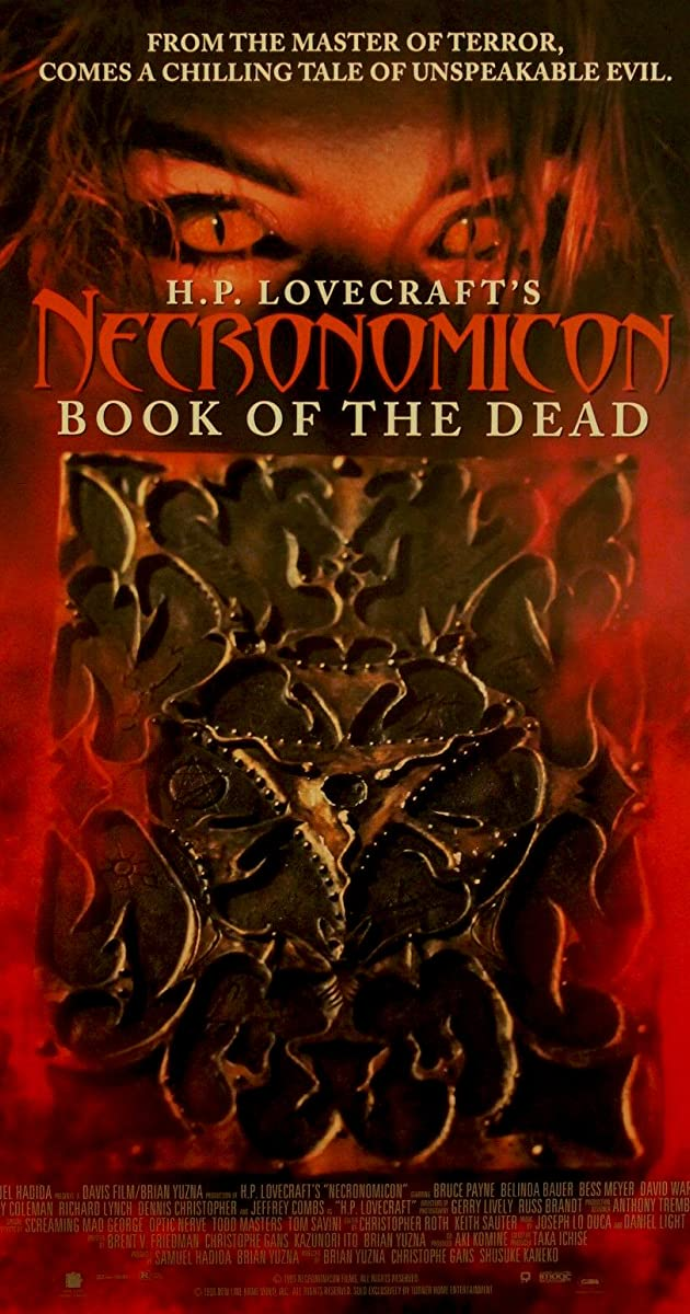 Subtitle of Necronomicon: Book of Dead