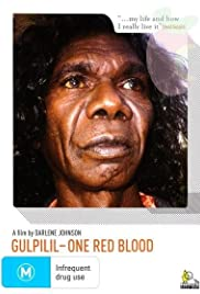 Gulpilil: One Red Blood Poster
