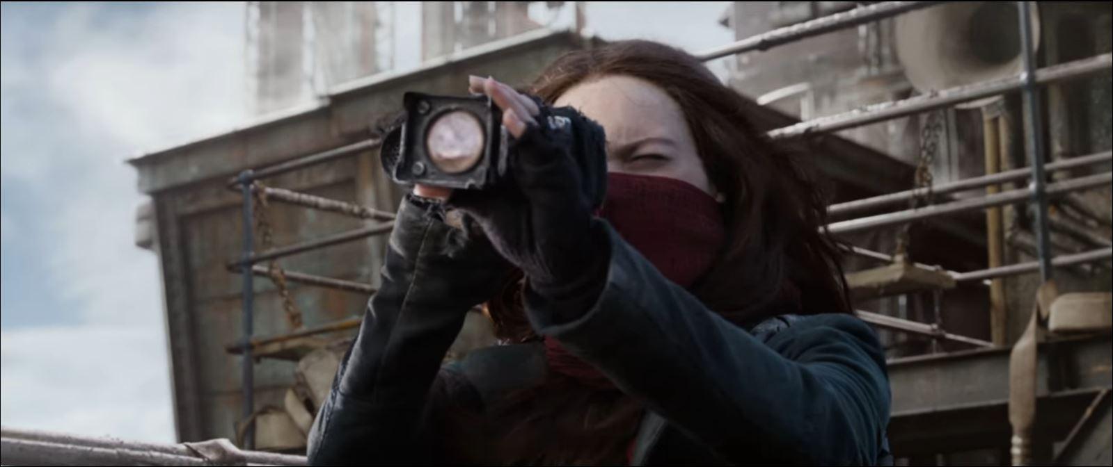 Hera Hilmar in Mortal Engines (2018)