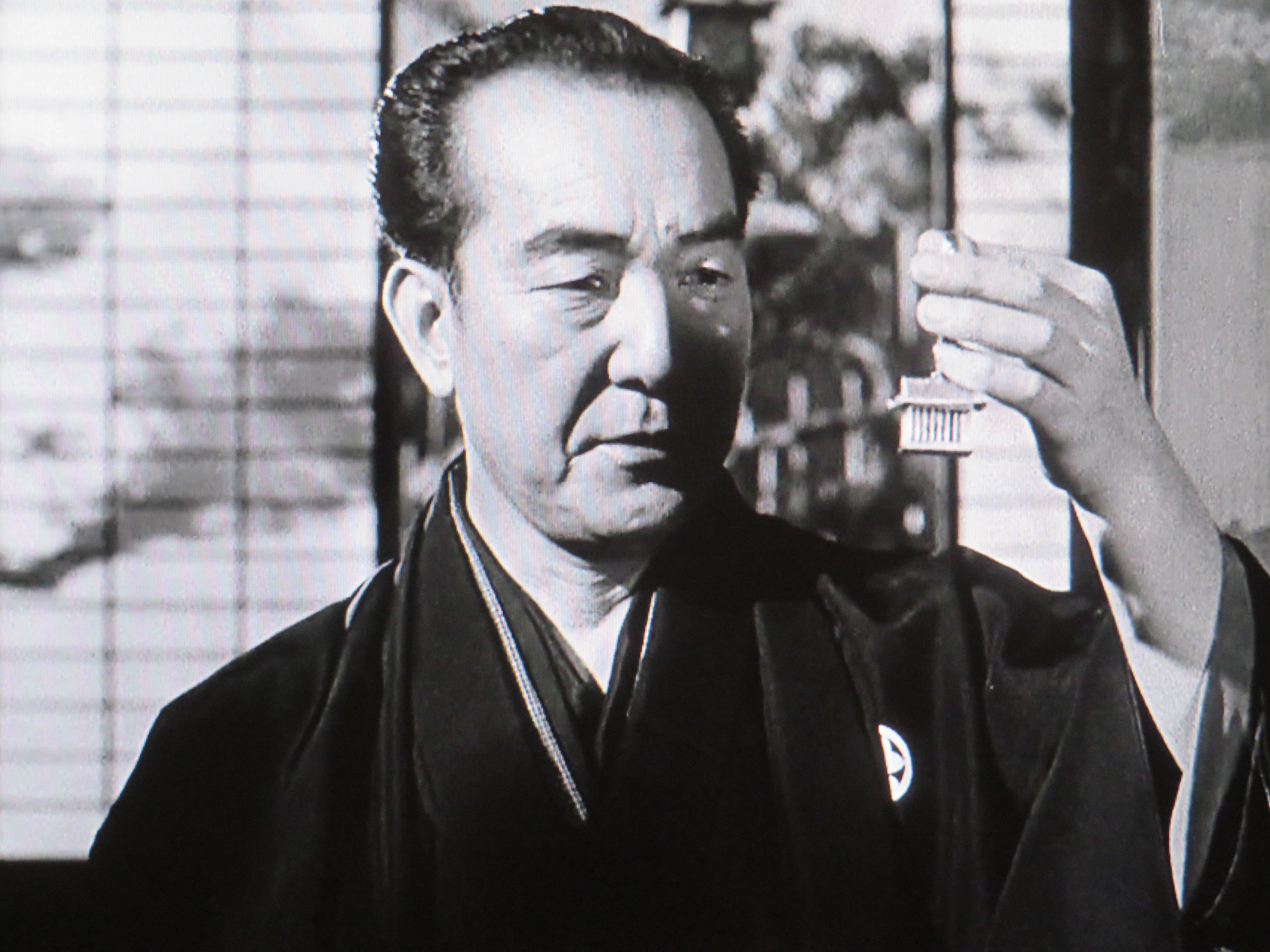 Sessue Hayakawa in Tokyo Joe (1949)