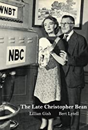 The Late Christopher Bean Poster