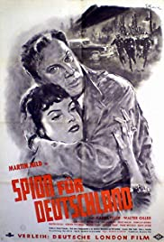 Spy for Germany Poster