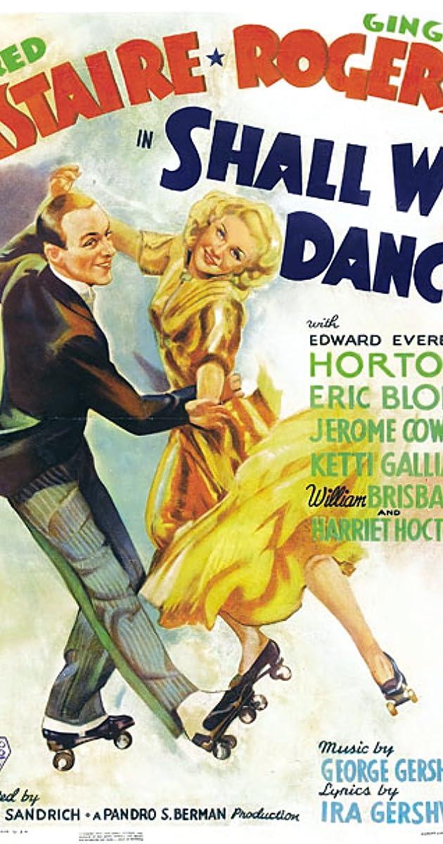Subtitle of Shall We Dance