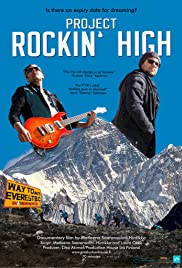 Project Rockin' High Poster