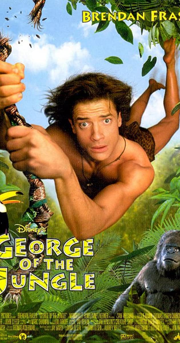 Subtitle of George of the Jungle
