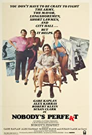 Nobody's Perfekt (1981) Poster - Movie Forum, Cast, Reviews