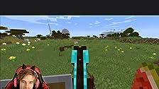 Construí una BOLA DE CARNE GIGANTE en Minecraft (emocional)