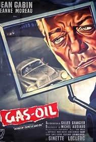 Jean Gabin in Gas-oil (1955)