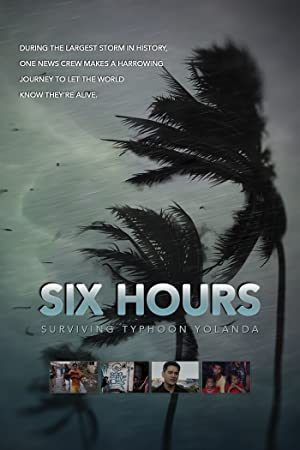 Where to stream Six Hours: Surviving Typhoon Yolanda