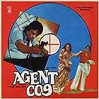 Padma Khanna in Agent 009 (1980)