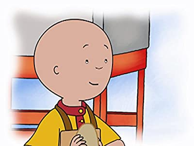 Movie trailer downloads hd Caillou's Surprise [flv]