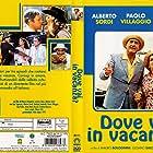 Anna Longhi and Alberto Sordi in Dove vai in vacanza? (1978)