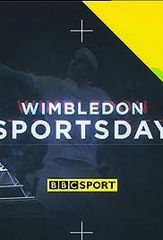 Wimbledon Sportsday Poster
