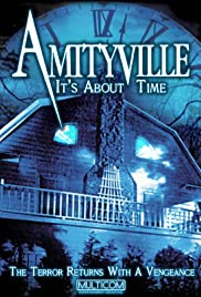 Amityville 1992: It's About Time (1992) Poster - Movie Forum, Cast, Reviews