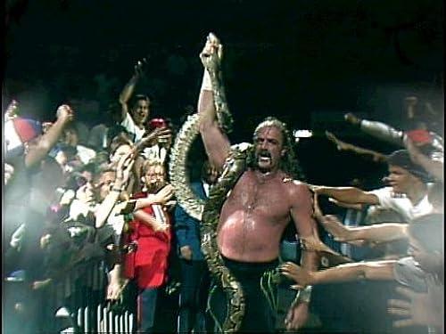 "WWE: Legends: Jake ""The Snake"" Roberts (aka. Jake The Snake Roberts: Pick Your Poison)"