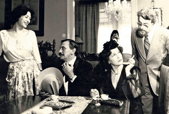 Dragomir Bojanic-Gidra, Dara Calenic, Marko Todorovic, and Jelena Zigon in Doslo doba da se ljubav proba (1980)