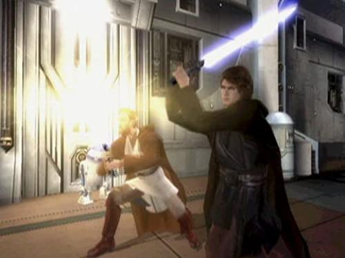 Star Wars Episode III: Revenge of the Sith (VG)