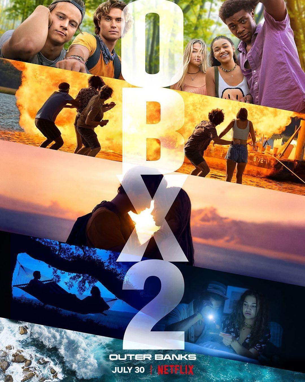 Outer Banks (2021) Season 2 Hindi Dubbed (Netflix)
