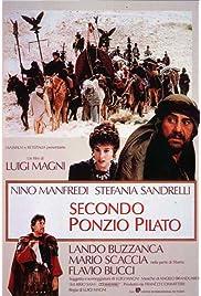 Secondo Ponzio Pilato (1988) film en francais gratuit