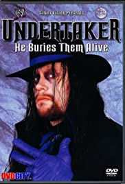 Undertaker - He Buries Them Alive Poster