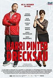 Harri Pinter, Drecksau Poster