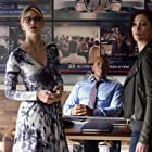 Chyler Leigh, Mehcad Brooks, and Melissa Benoist in Supergirl (2015)