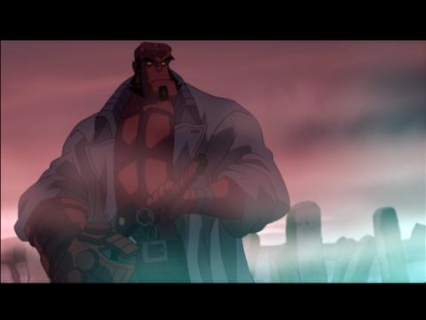 italian movie download Hellboy Animated: Sword of Storms