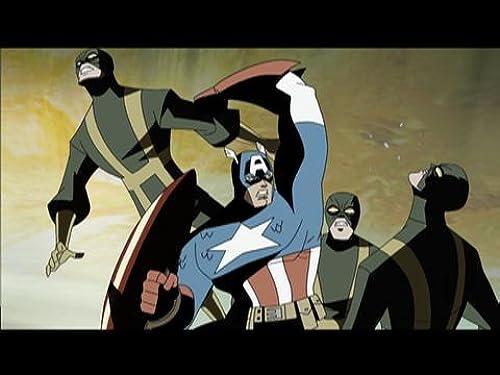 Marvel's The Avengers: Earth's Mightiest Heroes: Volume 1