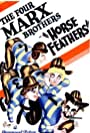 Groucho Marx, Chico Marx, Harpo Marx, Zeppo Marx, and The Marx Brothers in Horse Feathers (1932)