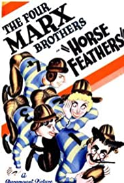 Watch Full HD Movie Horse Feathers (1932)