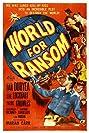 World for Ransom (1954) Poster