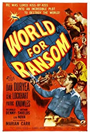 World for Ransom Poster